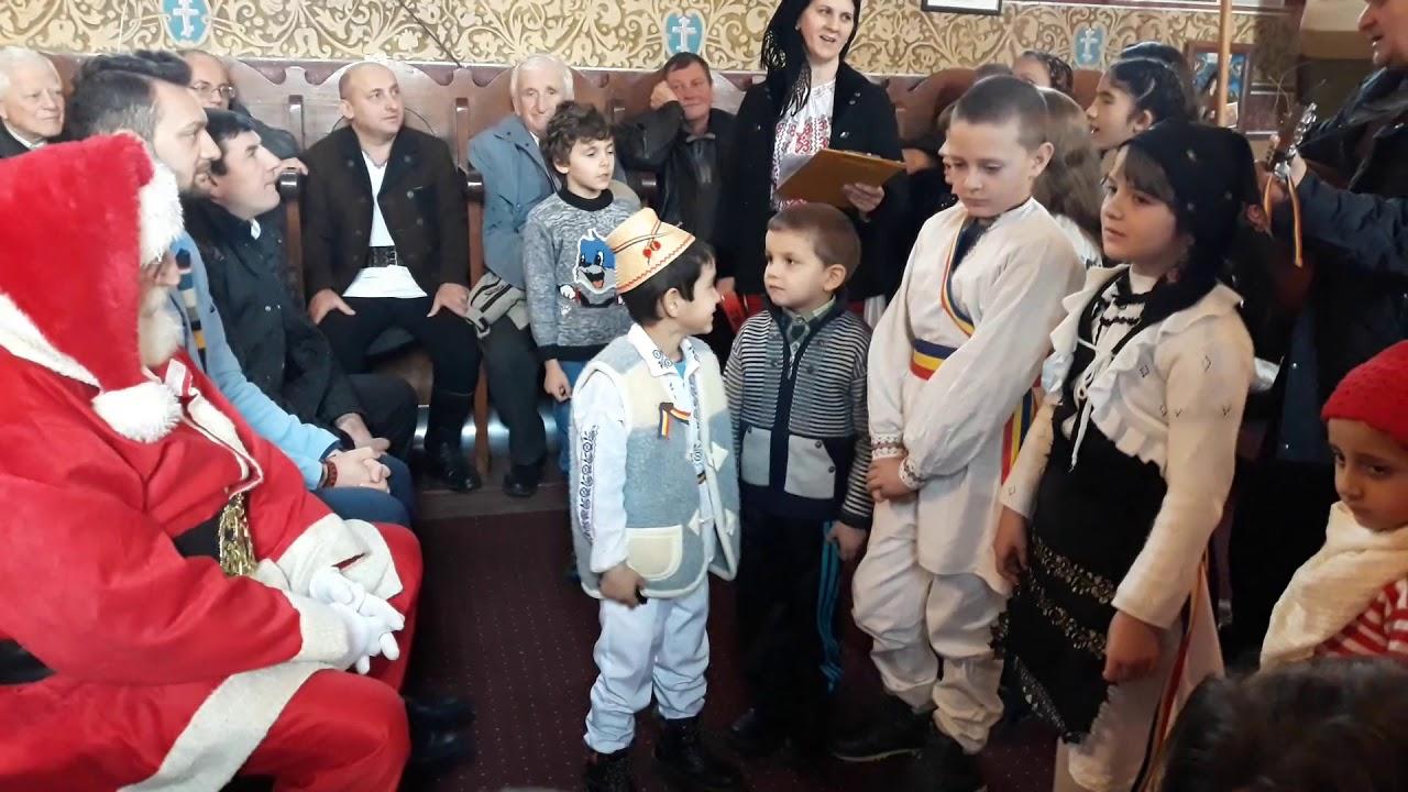 Crăciun.2018. Biserica Ortodoxă Saschiz
