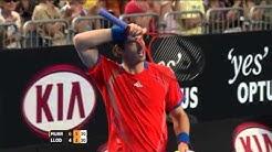 Die verrücktesten Tennis Ballwechsel!