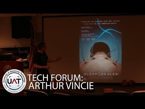 Tech Forum: Arthur Vincie