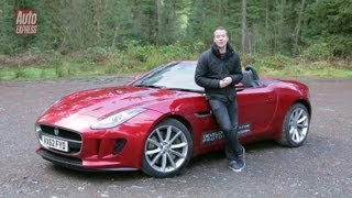 Exclusive: Jaguar F-Type on the road - Auto Express