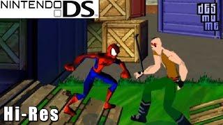 Ultimate Spider-Man - Nintendo DS Gameplay High Resolution (DeSmuME)