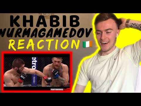 Khabib Nurmagomedov: Lets Talk Now ᴴᴰ Tribute/Highlights | IRISH REACTION!
