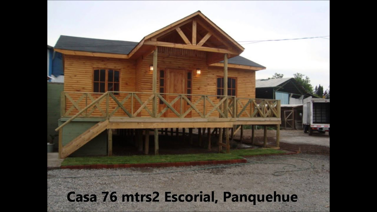 Casas prefabricadas sandoval youtube for Casas prefabricadas para jardin