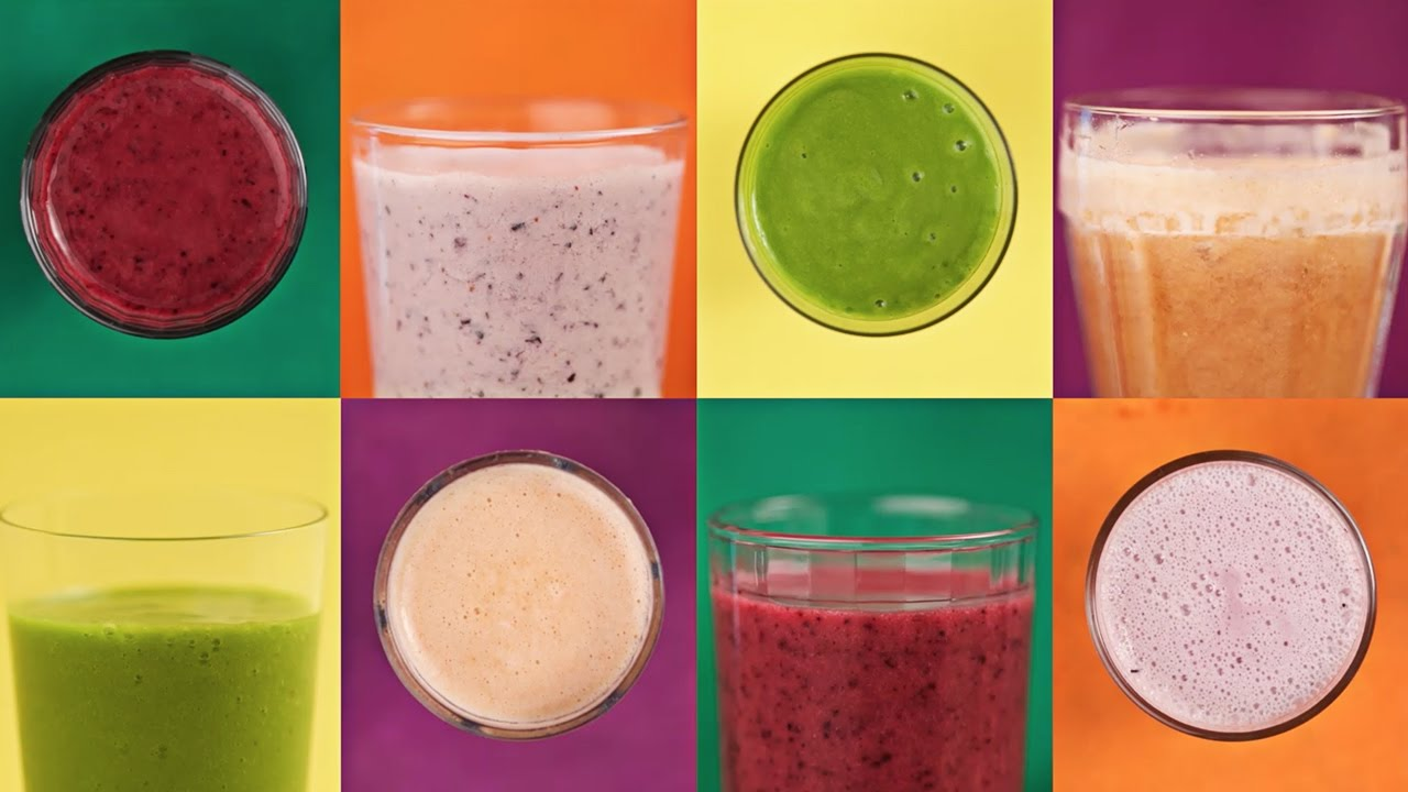 how to make a smoothie recipe