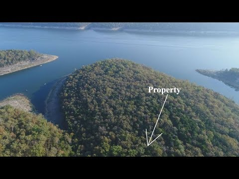 $500 down payment - 3 acres DIRECT Take Line Bull Shoals Lake! - InstantAcres.Com - ID#TS06