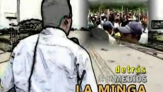 Detras de los medios / La Minga - Trailer