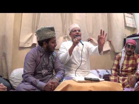 Aaqa Mere Qarar Hain Her Beqarar K by Toufeequddin Abululai Sahab Part 2