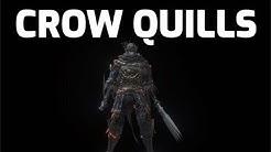 Dark Souls 3: Crow Quills (Weapon Showcase Ep.13)