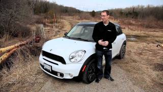 Mini Countryman John Cooper Works (JCW) 2013 exhaust sound - autokult.pl