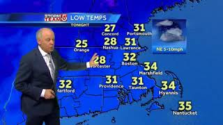 Video: Nor'easter to bring high wind, heavy snow