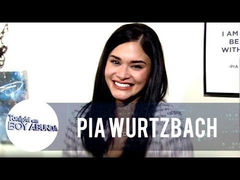 TWBA Uncut Interview: Pia Wurtzbach