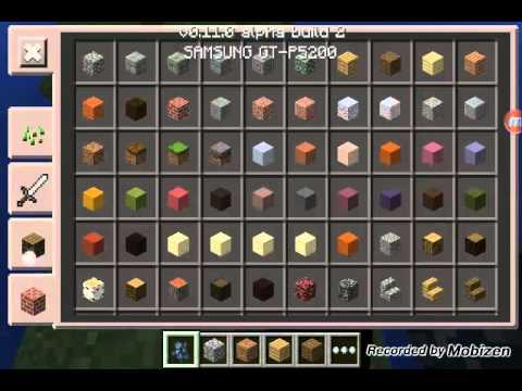 Minecraft pe 0.11.0 скачать