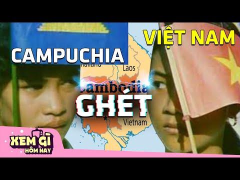 Tại Sao Giới Trẻ Campuchia Lại GÉT CAY GÉT ĐẮNG Việt Nam? Ăn Cháo Đá Bát?