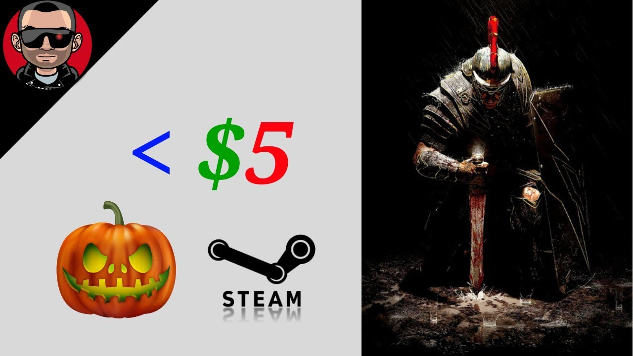 Steam Halloween Sale 2018 – Games Under $5