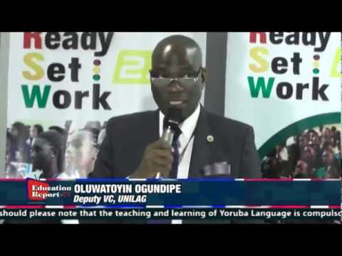 LAGOS STATE COMMENCE READY SET WORK 2017