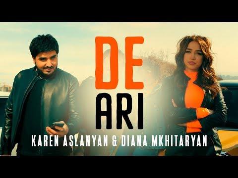 Karen Aslanyan & Diana Mkhitaryan - De Ari / New 2020 / 4K