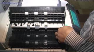 Hướng dẫn gỡ kẹt giấy trên máy photocopy - http://thanhdat.com.vn/