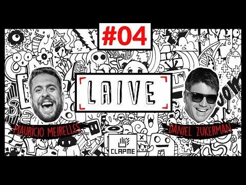 A Laive Das Lives Com Maurício Meirelles E Daniel Zukerman #04