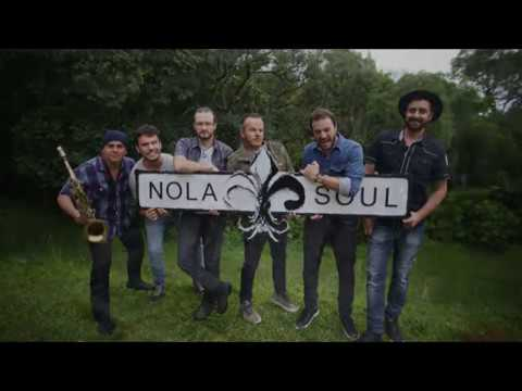 NOLA SOUL - Galactic and New Orleans Funk Tribute