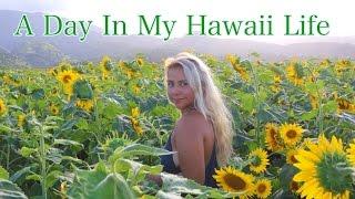 VLOG: A DAY IN MY HAWAII LIFE //MELISSA GIRALDO