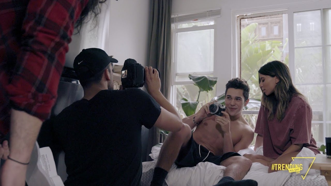 "Austin Mahone ""Better With You"" Music Video BTS"