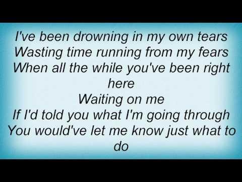 Tamia - Rain On Me Lyrics