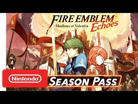 Fire Emblem Echoes: Shadows of Valentia – Season Pass