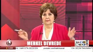 Hulusi Akar Gül'e gitti mi? - Ayşenur Arslan ile Medya Mahallesi - Levent Gültekin - 27 Nisan -1-