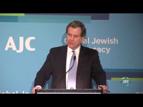 AJC's David Harris on Israel - 6 Days, 50 Years, What's Next?