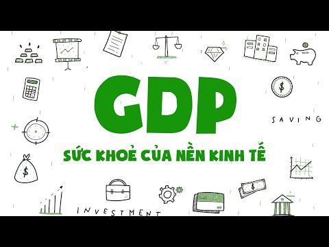 P4: GDP SỨC KHỎE CỦA NỀN KINH TẾ, KINH TẾ HỌC CƠ BẢN A BỜ CỜ, CÀNG NÊN BIẾT KHI SUY THOÁI KINH TẾ