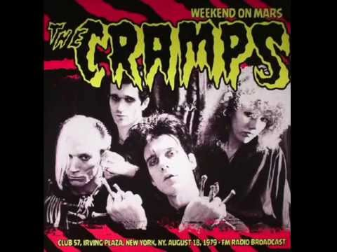 The Cramps - Weekend on Mars (FULL ALBUM)