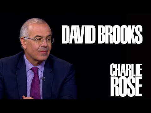 Thumbnail: David Brooks | Charlie Rose