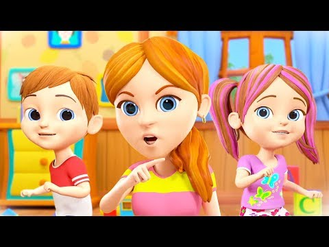 No No Song | Nursery Rhymes & More Kids Music by Little Treehouse