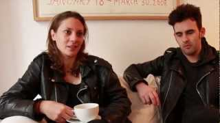 Interview BRMC (Black Rebel Motorcycle Club)