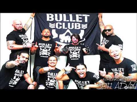 Bullet Club - Shot'Em (High Quality) [Download Link] (Bullet Club NJPW Theme Song)