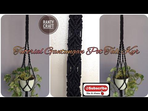 tutorial-gantungan-pot-dari-tali-kur-|-hanger-plant-macrame