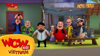 Motu Patlu Siêu Clip 25 - Hai Chàng Ngốc - Cartoon Movie - Cartoons For Children