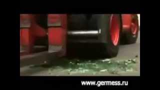 видео шины для вилочного погрузчика