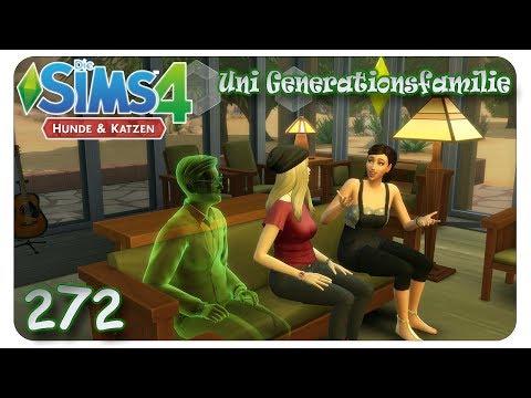 Aufregender Familienplan #272 Die Sims 4: Uni Generationsfamilie - Let's Play