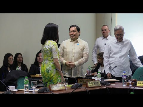 CA panel backs approval of PH representative's appointment to WTO