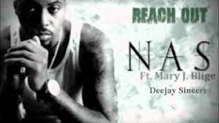 Nas feat. Mary J. Blige - Reach Out(Turntable Mix)