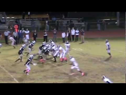 Marlin Jackson #3 Academy Park Junior Year Highlight tape