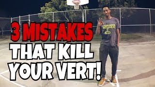 Don't Make These Mistakes When Trying to Jump Higher Video