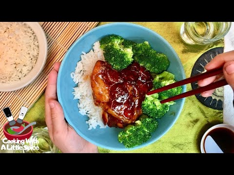 Easy Instant Pot Teriyaki Chicken   Frozen Chicken Recipe