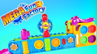 play doh mega fun factory machine the playdough power tool toy playdoh videos