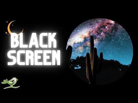 Deep Sleep Music for Falling Asleep & Sleeping with Black Screen • Ambient Relaxation Music