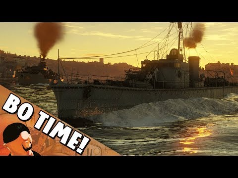 "War Thunder - No.4 Type CH-8 ""Fishing Enforcement"""