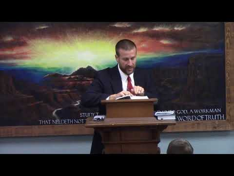 The Desolation of Jerusalem (Abomination of Desolation)- Pastor Steven Anderson