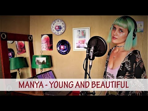 Lana del Rey - Young and Beautiful (Cover by Manya Manson)