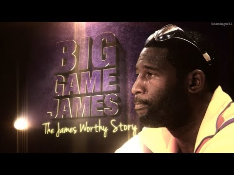 Big Game James - The James Worthy Story